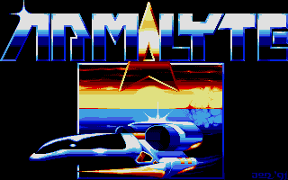 Thumbnail of other screenshot of Armalyte - The Final Run