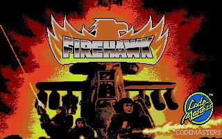 Screenshot of Firehawk