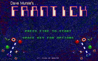 Screenshot of Frantick