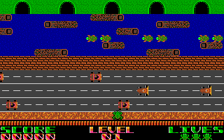 Thumbnail of other screenshot of Frogger
