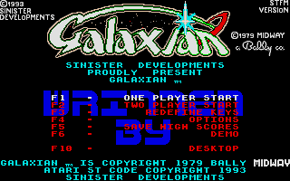 Thumbnail of other screenshot of Galaxian