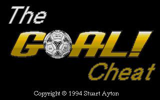 Screenshot of Goal! Cheat