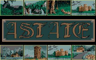Screenshot of Astate