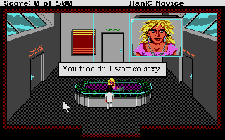 Thumbnail of other screenshot of Leisure Suit Larry 2 - Goes Looking for Love (In Several Wrong Places)