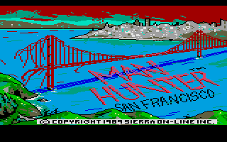 Screenshot of Manhunter 2 - San Francisco