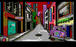 Thumbnail of other screenshot of Manhunter 2 - San Francisco