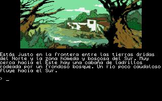 Screenshot of Aventura Original, La