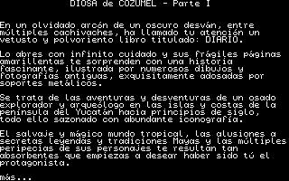 Screenshot of Diosa De Cozumel, La - Ci-U-Than Trilogy I