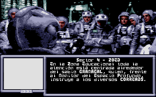 Thumbnail of other screenshot of Aventura Espacial, La
