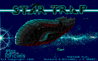 Thumbnail of other screenshot of Star Trap