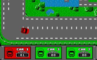 Screenshot of Hot Wheels