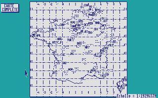 Screenshot of I.F.R. Traineur