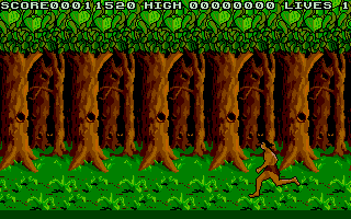 Screenshot of Jungle Boy