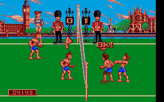 Thumbnail of other screenshot of Beach Volley