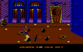 Screenshot of Cool World