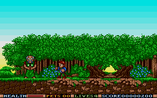 Screenshot of Elf