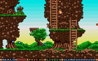 Screenshot of Elf