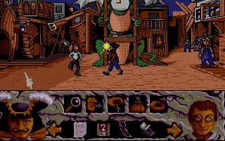 Screenshot of Hook