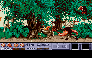 Screenshot of Ivanhoe