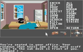 Screenshot of Borrowed Time