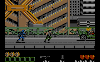 Thumbnail of other screenshot of Midnight Resistance