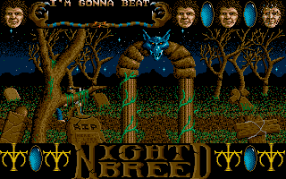 Thumbnail of other screenshot of Nightbreed - The Action Game