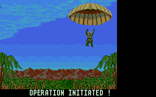 Screenshot of Operation Wolf