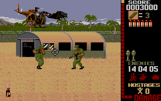 Thumbnail of other screenshot of Operation Wolf