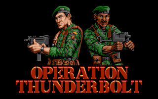Thumbnail of other screenshot of Operation Thunderbolt