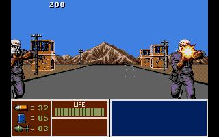 Screenshot of Operation Thunderbolt