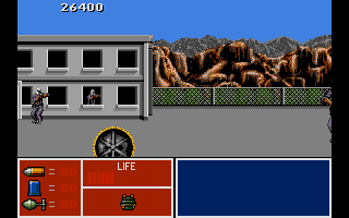 Screenshot of Operation Thunderbolt