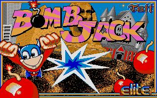 Screenshot of Bomb Jack