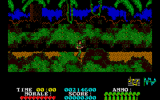 Screenshot of Platoon