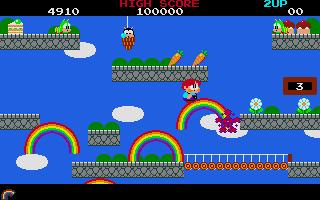 Thumbnail of other screenshot of Rainbow Islands