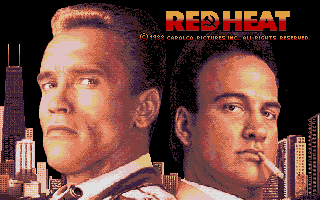 Thumbnail of other screenshot of Red Heat