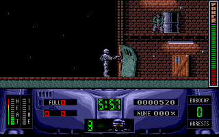 Thumbnail of other screenshot of Robocop 2