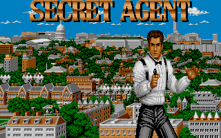 Screenshot of Sly Spy Secret Agent
