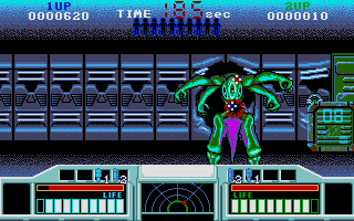 Screenshot of Space Gun