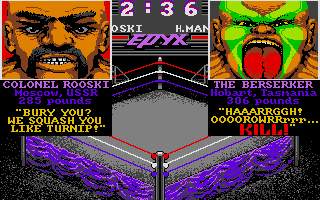 Thumbnail of other screenshot of Championship Wrestling