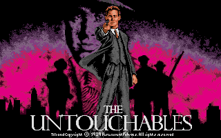Screenshot of Untouchables, The