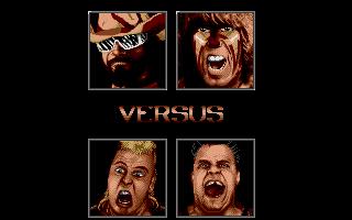 Screenshot of WWF European Rampage Tour