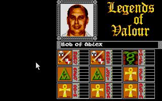 Screenshot of Legends of Valour