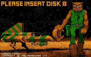 Screenshot of Deep Space