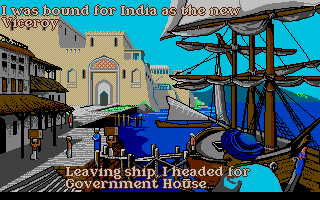 Thumbnail of other screenshot of Champion of the Raj