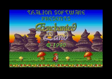 Screenshot of Enchanted Land