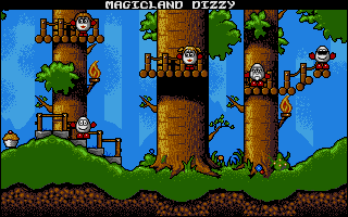 Thumbnail of other screenshot of Magicland Dizzy