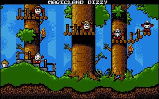 Screenshot of Magicland Dizzy