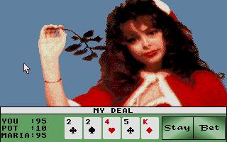 Screenshot of Maria's Christmas Box