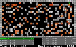 Thumbnail of other screenshot of Mazewar ST