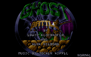 Thumbnail of other screenshot of Ghost Battle